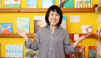 新しい絵本が生まれる場所を作りたい「ニジノ絵本屋」石井彩さん
