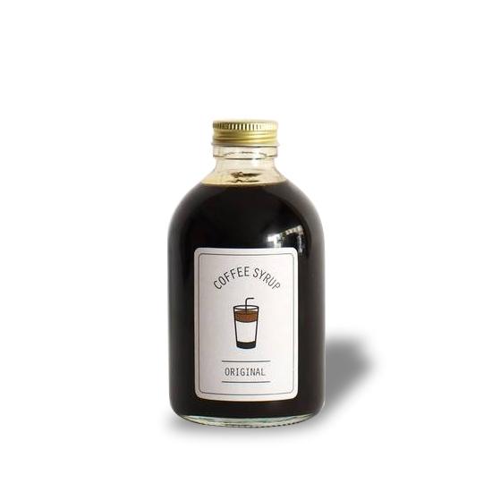 SOUPで買えるTAS YARDの混ぜるだけでコーヒー牛乳になるシロップ