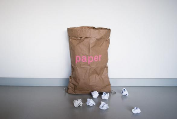 FREEPARKSで買えるkolorのペーパーストレージバッグ紙用