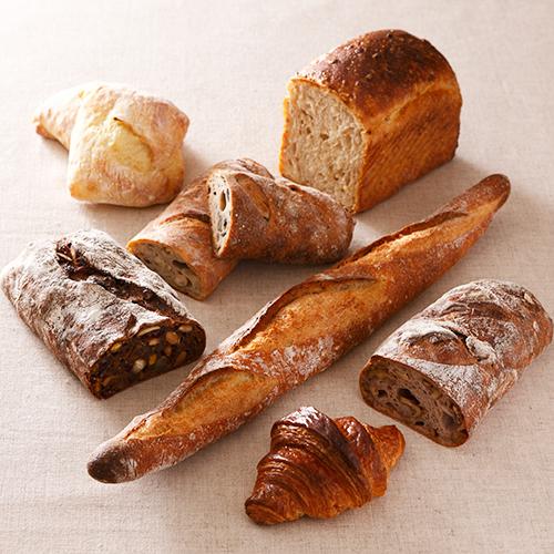 三軒茶屋Signifiant Signifieのパン