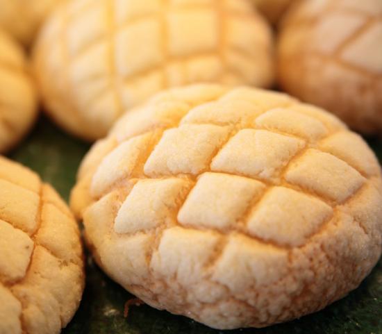 グンイチパンのメロンパン